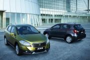Der neue Suzuki SX4 - der Suzuki S-Cross SX4
